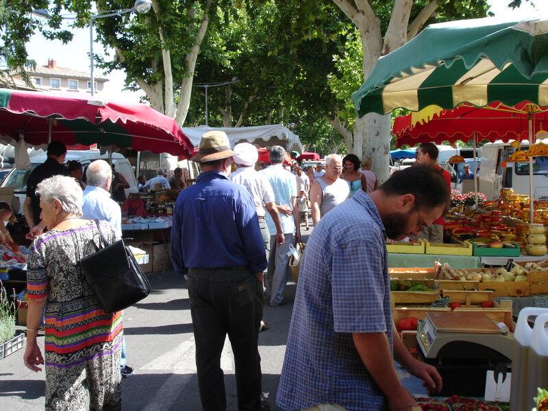 Les marchés et évènements gourmands
