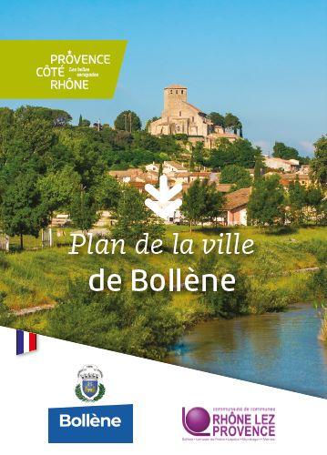 Plan de Bollène
